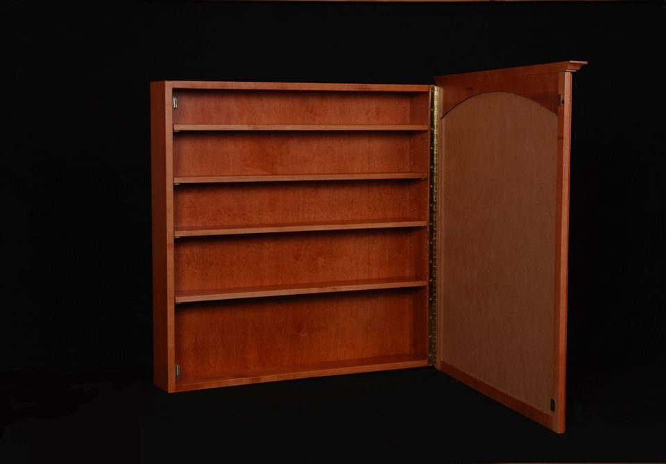 cherry medicine cabinet