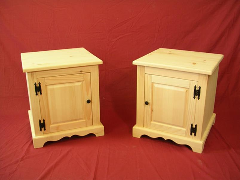 Custom Shaker End Tables