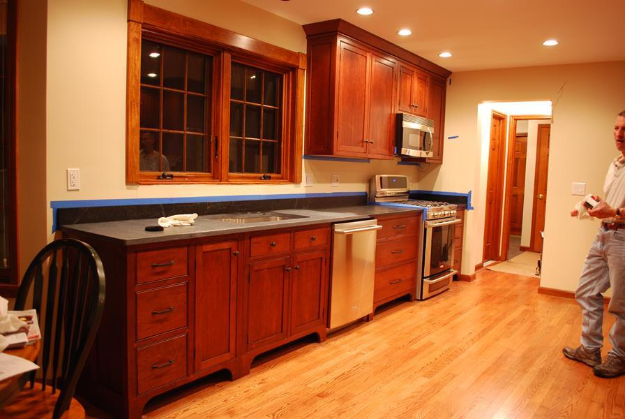 Custom Cherrywood Kitchens