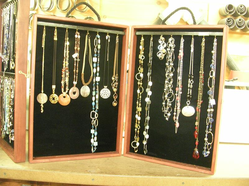 Custom Jewelry Display Cases