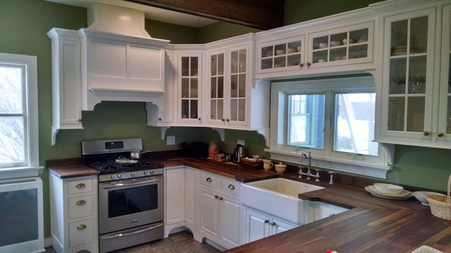 Custom Period Kitchen