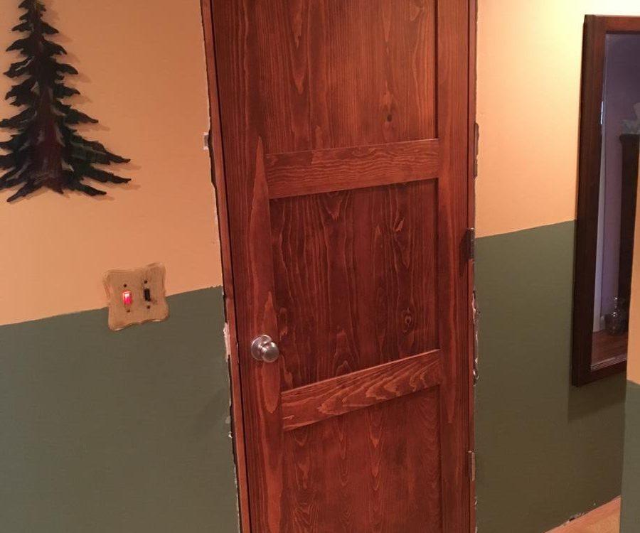 Custom, Doors