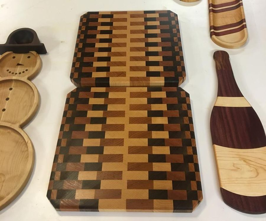 Custom, Cutting Board