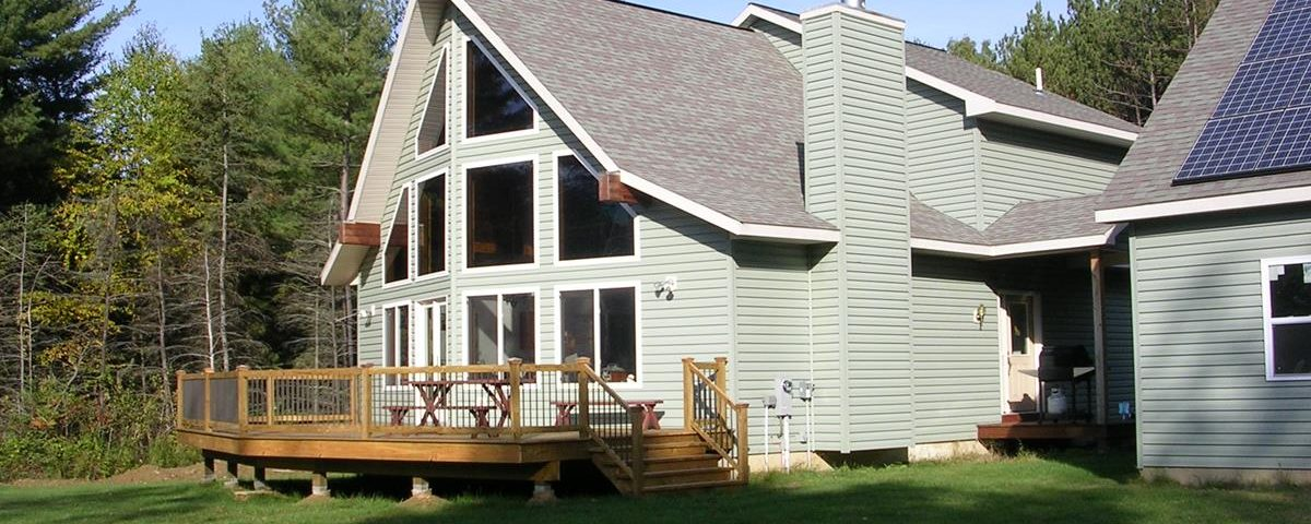 Custom, Porch