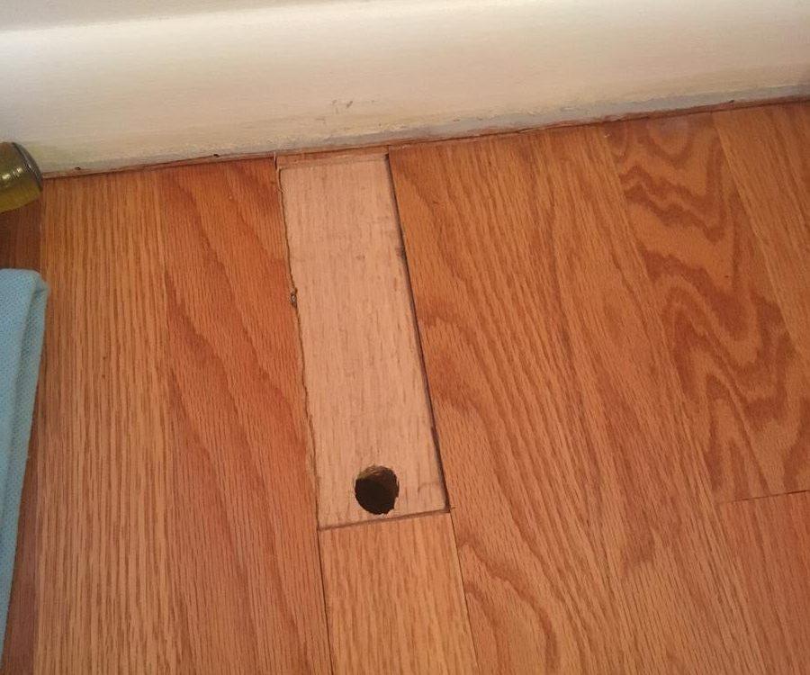 Repair, Floor