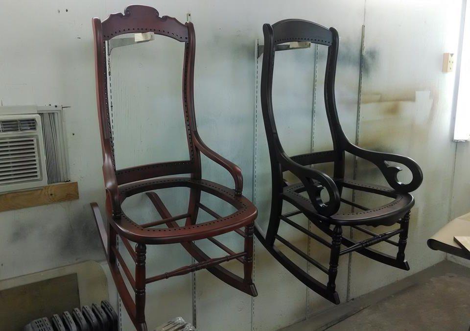 Rocking Chairs Repair/Refinish