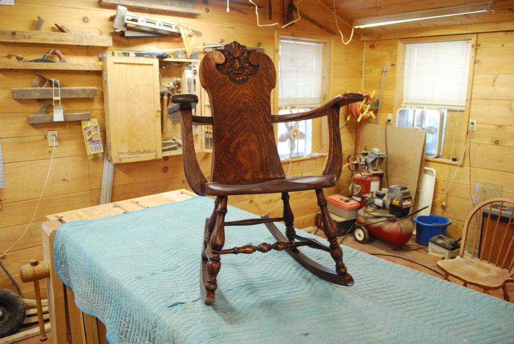 Antique Chair Repair - Custom Antique Chair Repair, Saratoga County NY