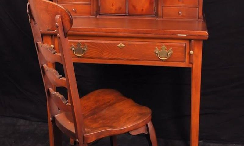 Refinish Antique writing desk