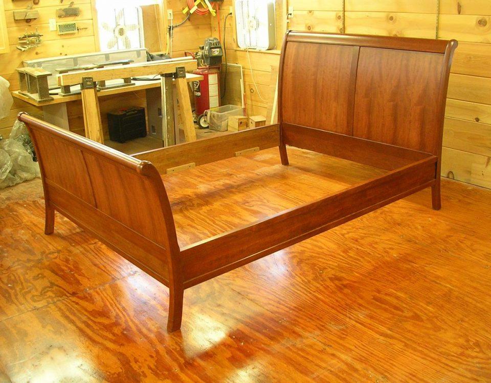 Refinish Bed