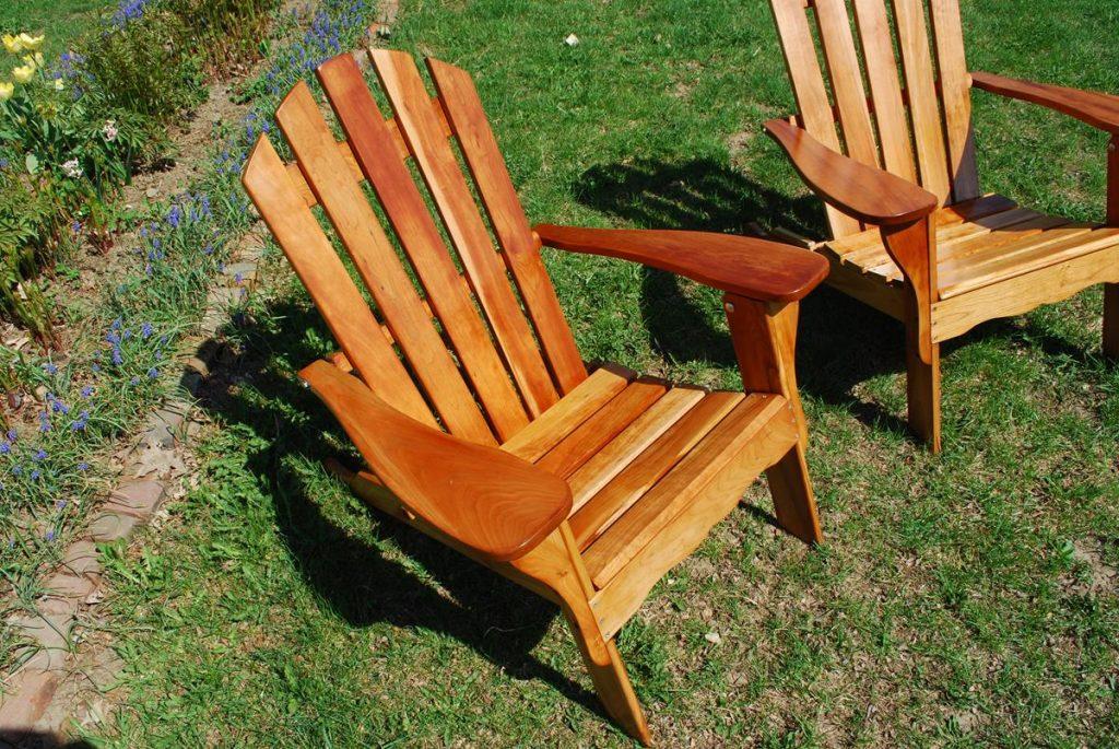 Cherry Adirondack Chairs Refinish Datemay 29 2018 All