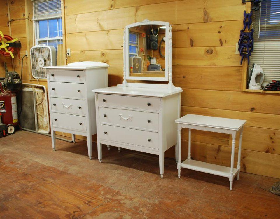 Dressers Refinish
