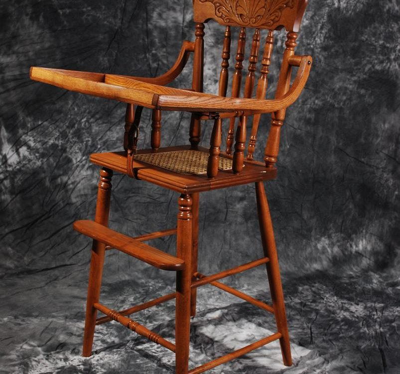 Hi-Chair Refinish