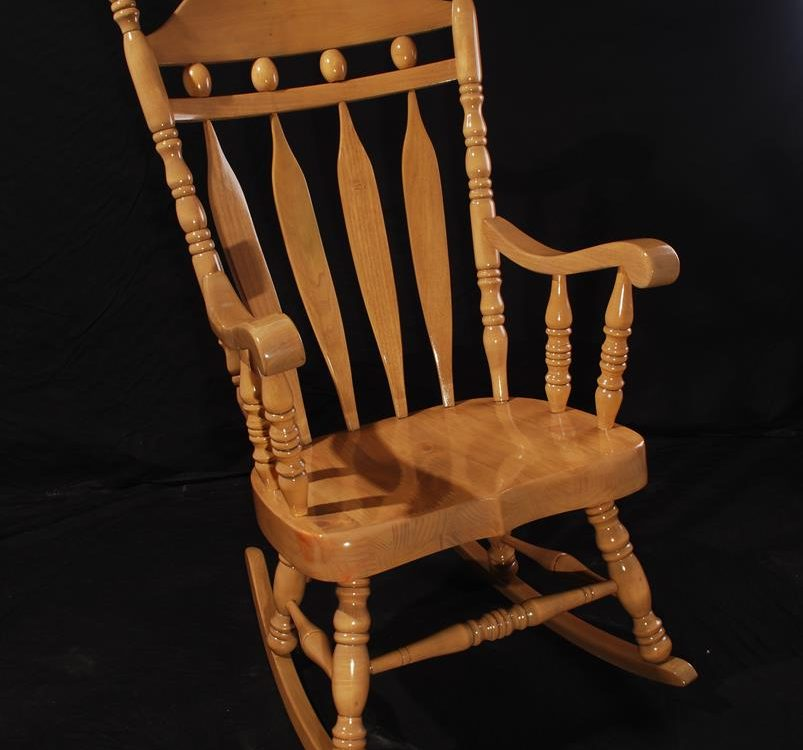 Rocking Chair Refinish