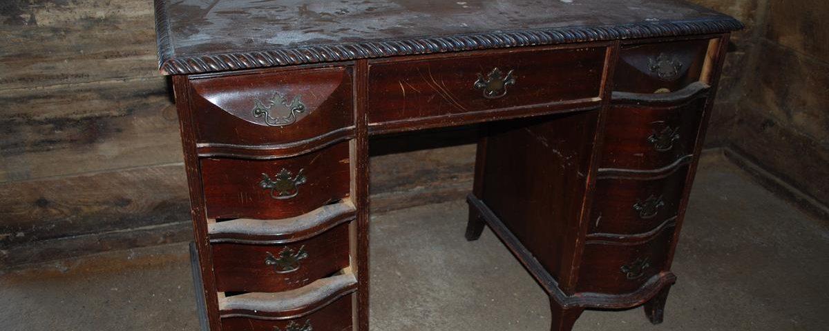 Old Desk Refinish