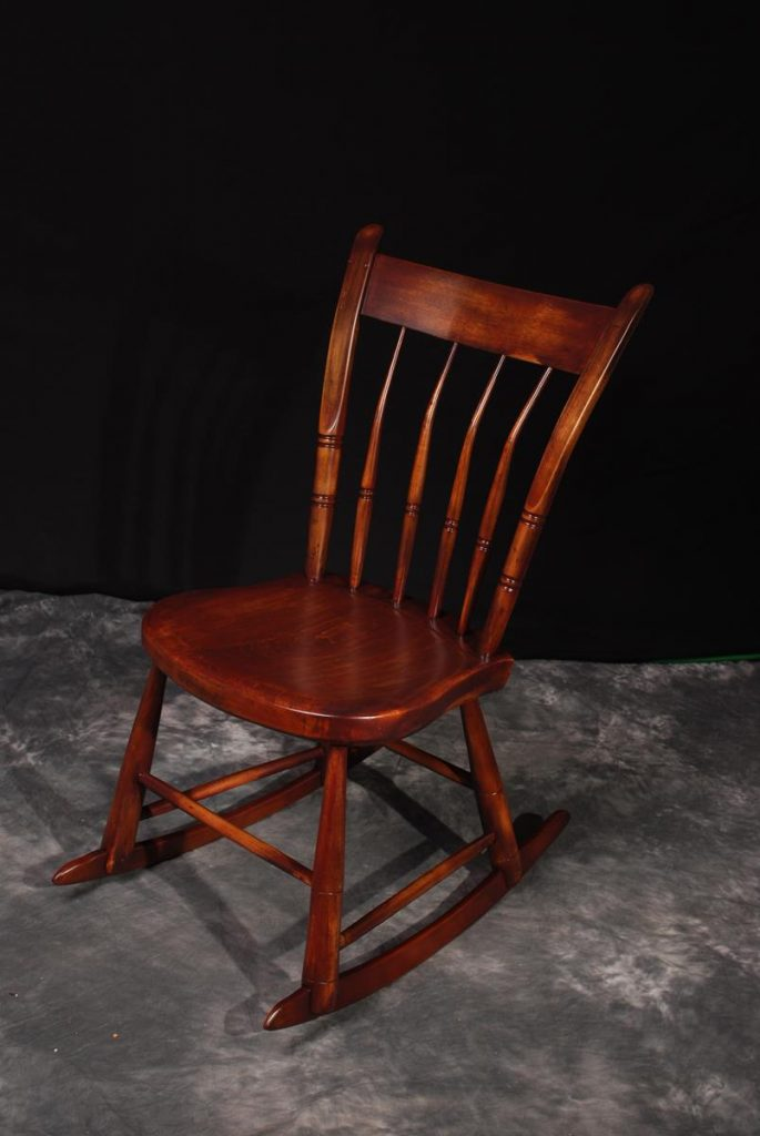 Rocking Chair Refinish Capital District Saratoga Ny