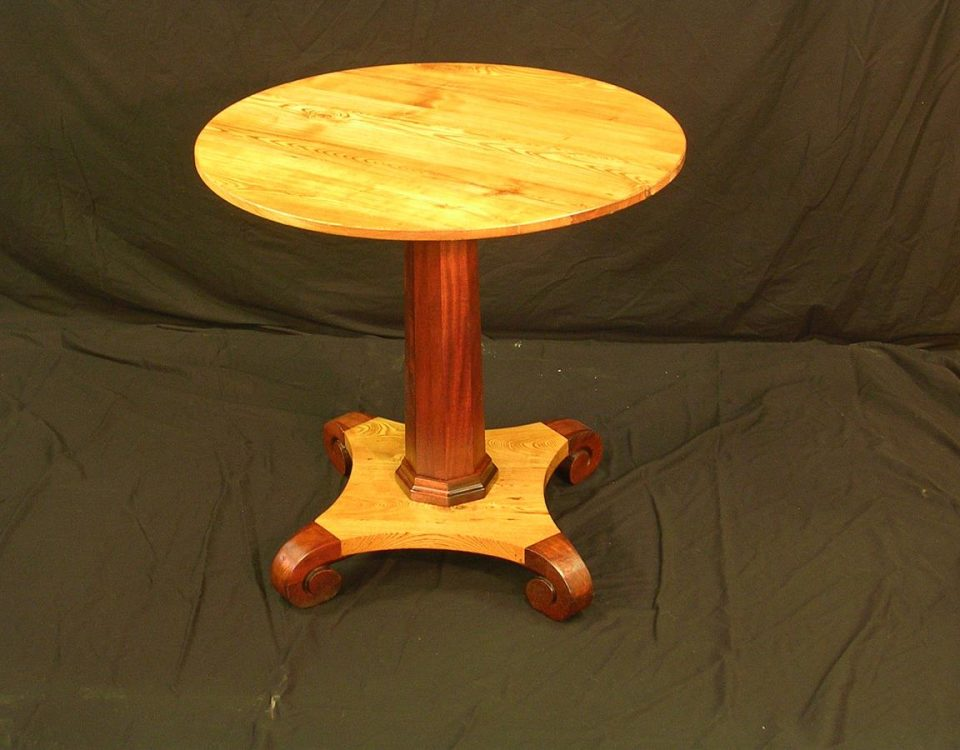 Round Table Refinish