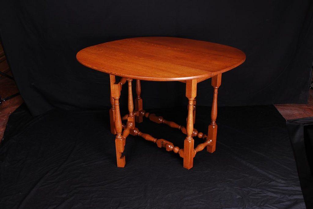Swing Leg Table Refinish