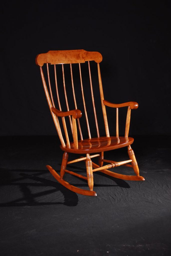 Charmant Rocking Chair Refinish