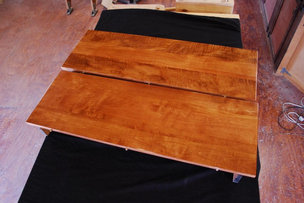 Table Extension Refinish