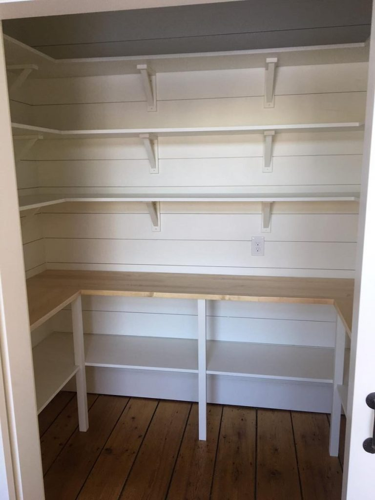 Custom Built-in Pantry