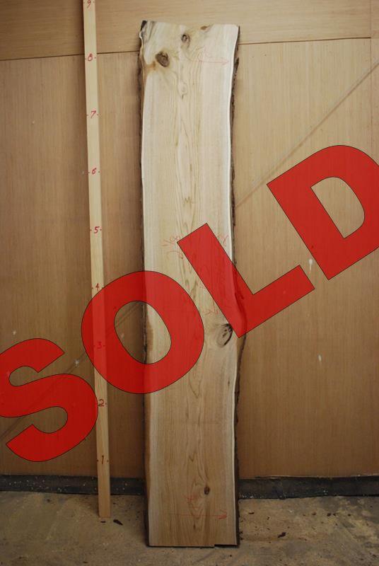Butternut Wood Slabs For Sale