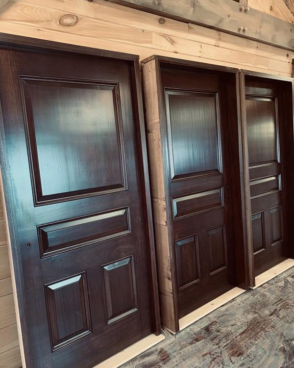 Duplication NY Capital Doors