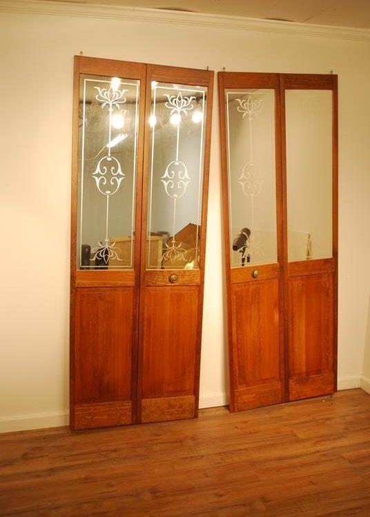 Bi-Fold Doors Refinish
