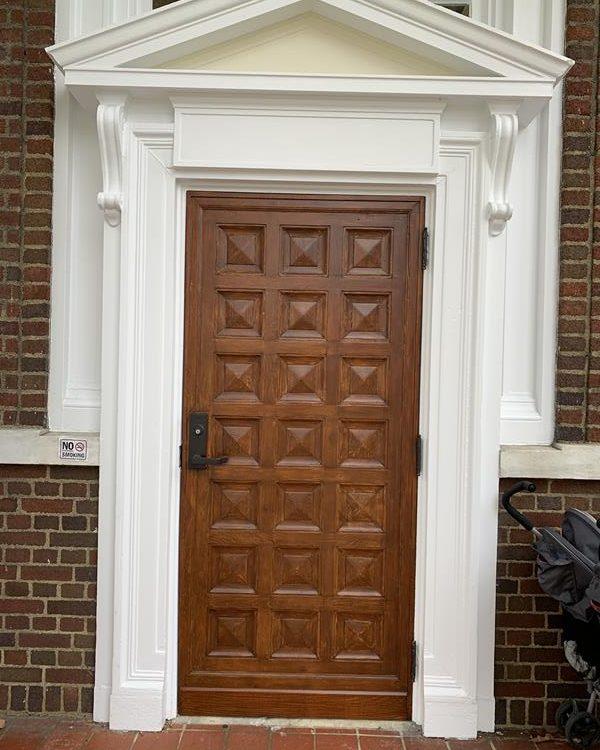 Restoration of Hudson Falls Library