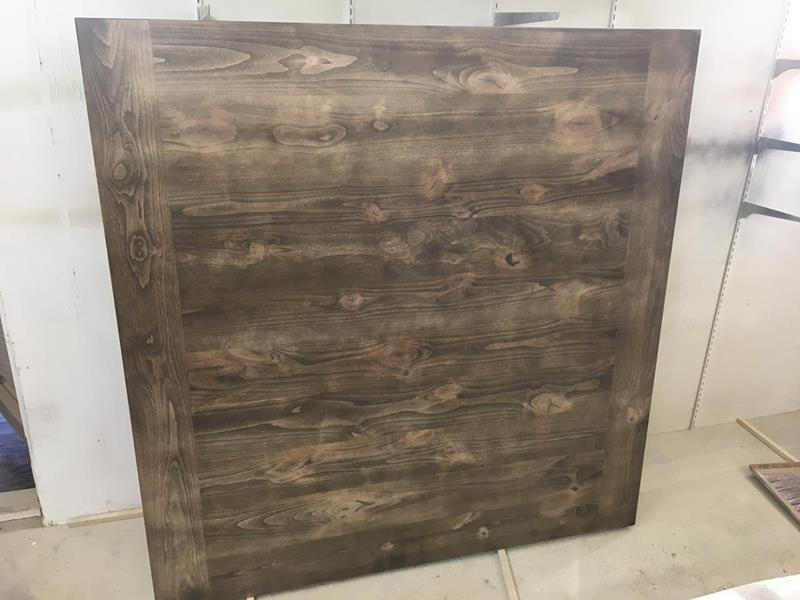 Table Repair/Refinish Project